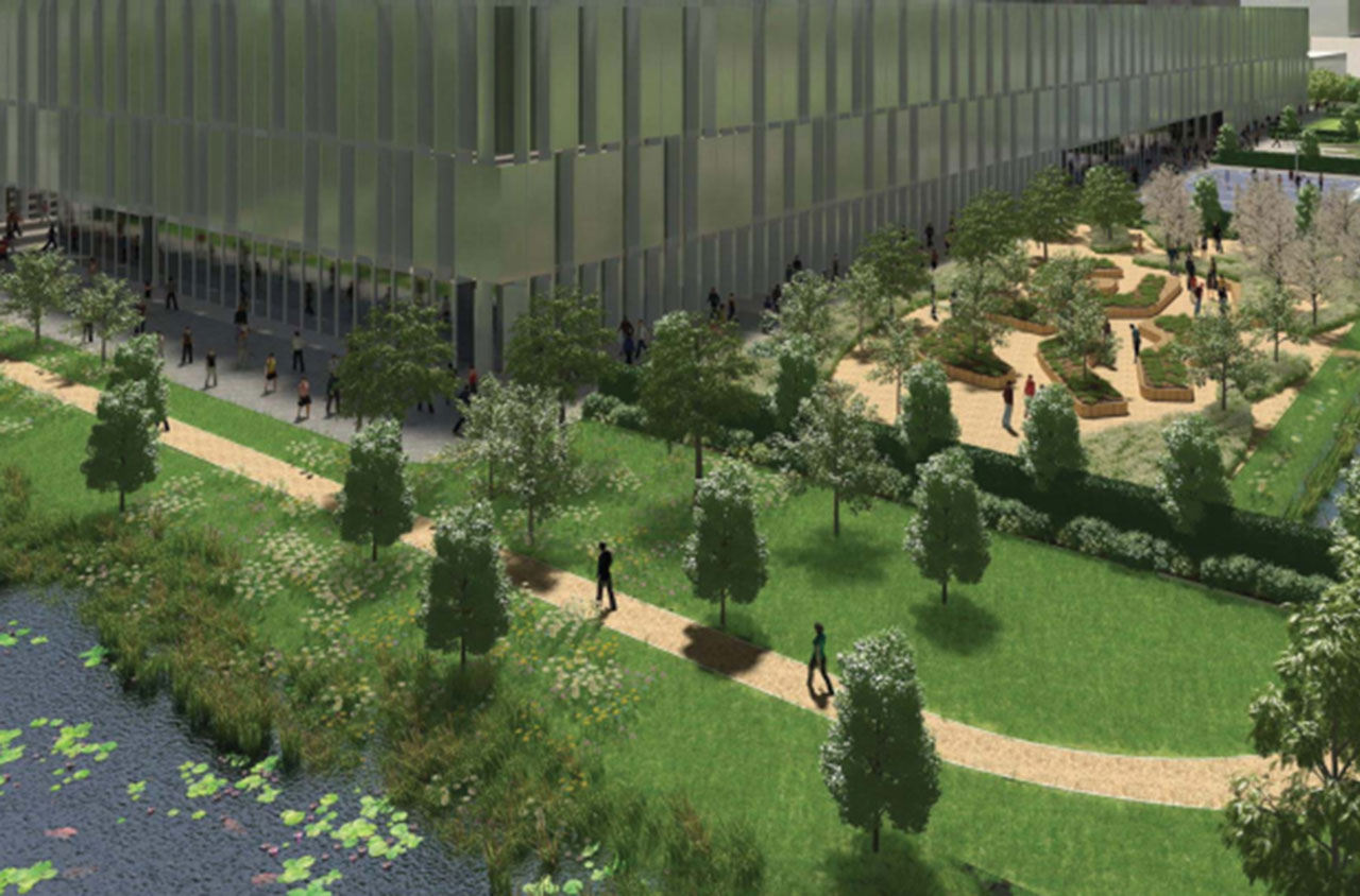 projects Campus Masterplan2